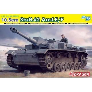 Modelkit tank 6834 - 10.5cm StuH.42 Ausf.E/F (1:35)