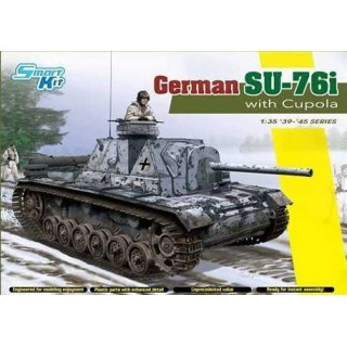 Model Kit tank 6856 - German Su-76i (1:35)