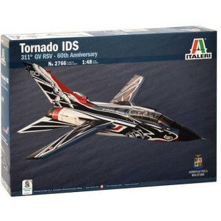 Model Kit letadlo 2766 - TORNADO IDS 311° GV RSV - 60th Anniversary (1:48)
