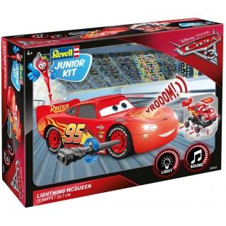 Junior Kit auto 00860 - Cars 3 - Blesk McQueen (světelné a zvukové efekty) (1:20)
