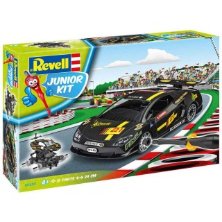 Junior Kit auto 00809 - Racing Car, black (1:20)