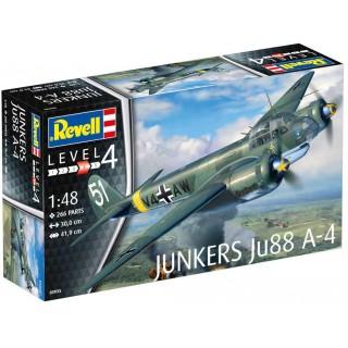 Plastic ModelKit letadlo 03935 - Junkers Ju88 A-4 (1:48)