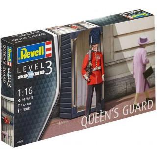 Plastic ModelKit figurka 02800 - Queen´s Guard (1:16)