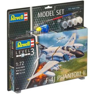 ModelSet letadlo 63941 -  F-4J Phantom II (1:72)