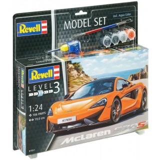 ModelSet auto 67051 -  McLaren 570S (1:24)