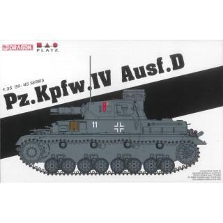 Model Kit tank 6873 - Pz.Kpfw.IV Ausf.D (1:35)