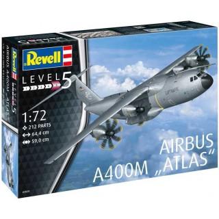 Plastic ModelKit letadlo 03929 - Airbus A400M ATLAS (1:72)