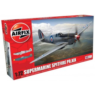 Classic Kit letadlo A02017A - Supermarine Spitfire Pr.XIX (1:72)