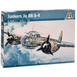 Model Kit letadlo 1018 - JUNKERS JU 88 A-4 (1:72)