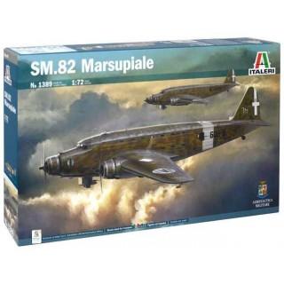 Model Kit letadlo 1389 - SM.82 MARSUPIALE (1:72)