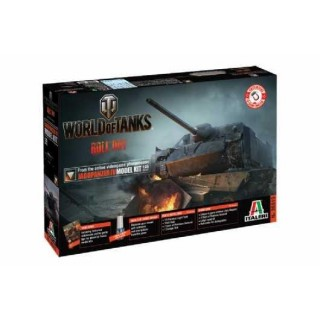 Model Kit World of Tanks 36510 - JAGDPANZER IV (1:35)