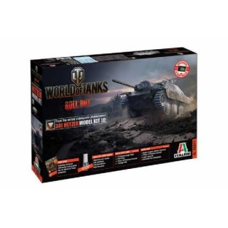 Model Kit World of Tanks 36511 - 38t HETZER (1:35)