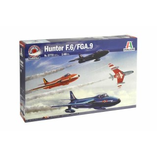 Model Kit letadlo 2772 - HUNTER F.6/FGA.9(1:48)