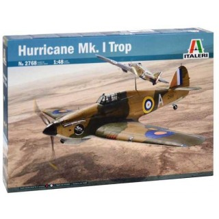 Model Kit letadlo 2768 - HURRICANE Mk.I TROP  (1:48)