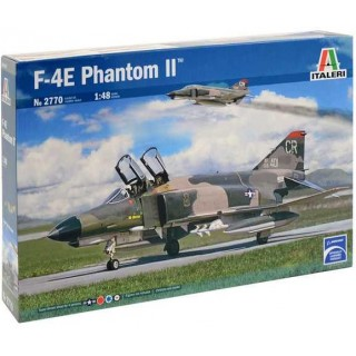 Model Kit letadlo 2770 - F-4E PHANTOM II (1:48)