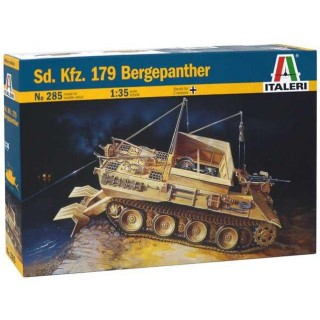 Model Kit military 0285 - Sd.Kfz.179 Bergepanther (1:35)