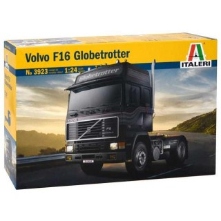Model Kit truck 3923 - VOLVO F-16 GLOBETROTTER (1:24)