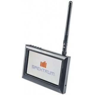 "Spektrum FPV video monitor 4.3"" s DVR"