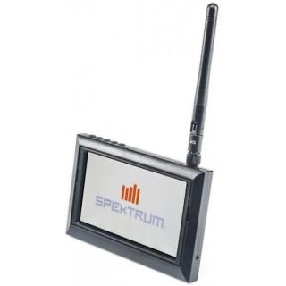 "Spektrum FPV video monitor 4.3"" s DVR"