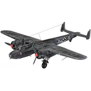 "ModelSet letadlo 63933 -  Dornier Do17 Z-10 ""KAUZ""(1:72)"