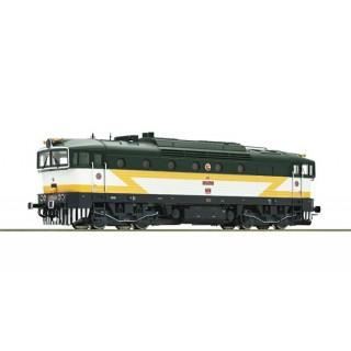 ROCO Diesel locomotive T478 4023, CSD