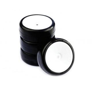 VOLANTE V5 TC 28CP kobercová 1/10 bezd. pneumatiky nalepené 2ks