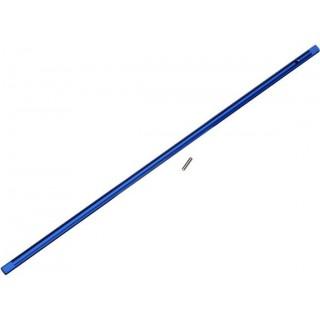 4-Tec 2.0: Hliníková centrální hrídel modrá