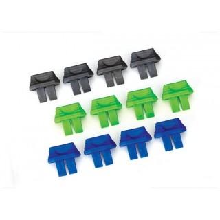 Traxxas - barevné záslepky Traxxas konektoru (12)