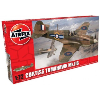 Classic Kit letadlo A01003A - Curtiss Tomahawk Mk.IIB (1:72)