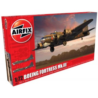 Classic Kit letadlo A08018 - Boeing Fortress MK.III (1:72)