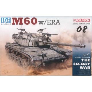 Model Kit tank 3581 - IDF M60 w/ERA (1:35)