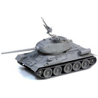 Model Kit tank 3571 - Syrian Army T-34/85 - The Six Day War (1:35)