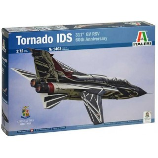 Model Kit letadlo 1403 - TORNADO IDS 311° GV RSV 60th Anniversary(1:72)