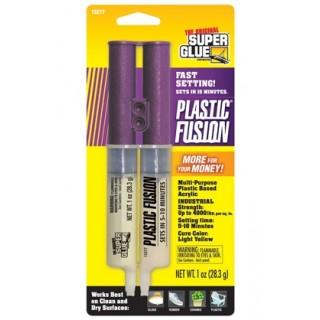Plastic fusion (1oz 28,3g) dvousložkové lepidlo na plasty