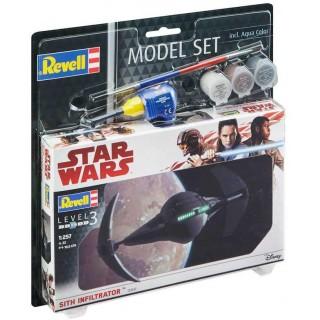 ModelSet SW 63612 -  Sith Infiltrator (1:257)