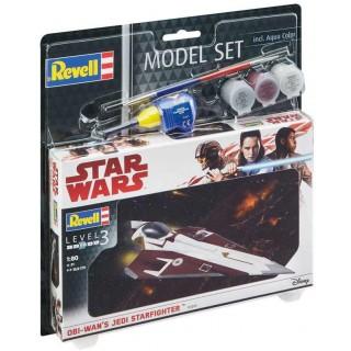ModelSet SW 63614 -  Obi Wan's Jedi Starfighter (1:80)