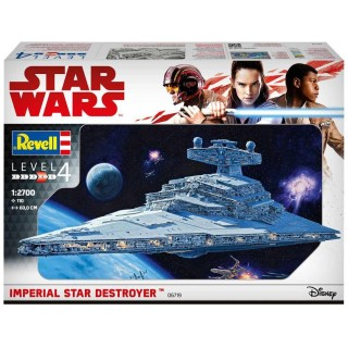 Plastic ModelKit SW 06719 - Imperial Star Destroyer (1:2700)