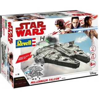 Build & Play SW 06765 - Millennium Falcon