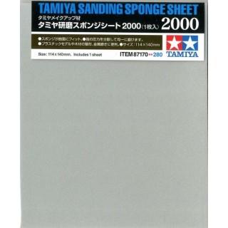 Brusná houbička Tamiya 2000