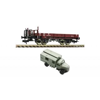 """Vagón pro přepravu kyselin """"Rudolf Koepp & Co."""", DB"""