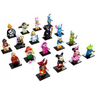 LEGO Minifigurky - Postavičky Disney