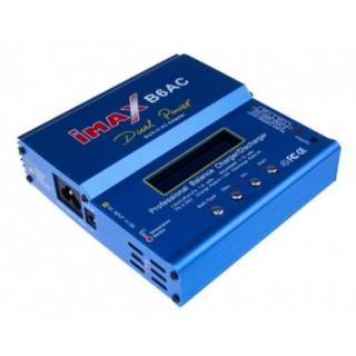 Imax: Imax B6AC 80W nabíječka s napájecím zdrojem + adaptéry a snímač teploty