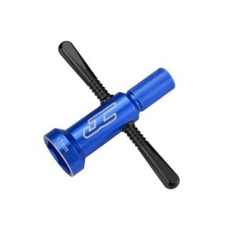 17 mm klíč pro kola, modrý