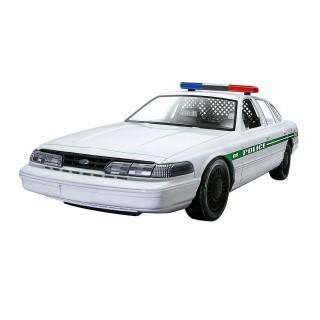 Build & Play auto 06112 - Ford Police Car (1:25)