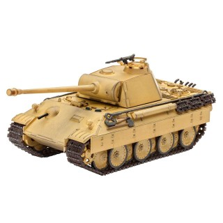 Plastic ModelKit tank 03107 - PzKpfw. V Panther Ausf. D/Ausf. A (1:72)