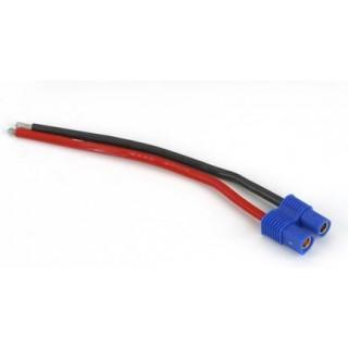 EC3 kabel bateriový s kabelem 10cm 16GA