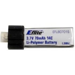 LiPol akumulátor 3.7V 70mAh 15C Scout/Vapor/Ember