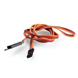 JR015 prodlužovací kabel 75cm JR s pojistkou