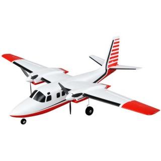 Micro Aero Commander BNF Basic