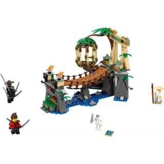LEGO Ninjago - Vodopády Master Falls